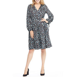 Gal Meets Glam Collection Hope Floral Dress Size 4